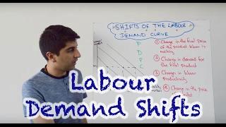 Download Labour Demand Curve Shifts Video