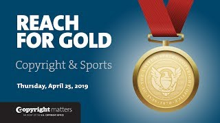 Download World Intellectual Property Day: Reach for Gold: IP and Sports Video