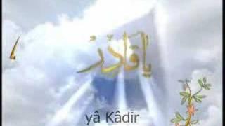 Download Allah'in 99 isimleri Video