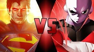 Download Jiren VS Superman Video