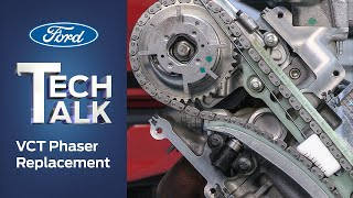 Download VCT Phaser Replacement | Ford Tech Talk Video
