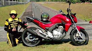Download Honda CB Twister 250 Review, teste e apresentação completa Video