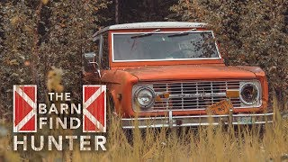Download A band of Broncos hidden in the Alaskan bush | Barn Find Hunter - Ep. 47 Video
