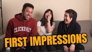 Download First Impressions of Mayuko Jarvis and Joma! Video