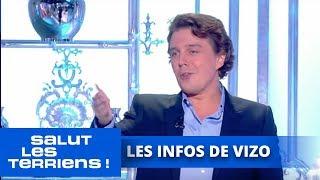 Download Les infos de Vizo - 28/10 - Salut les Terriens Video