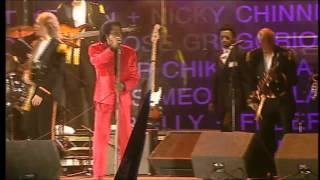Download James Brown - I Feel Good (Live 8, Edinburgh 2005) Video