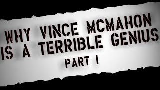 Download Adam's Pipebomb #5: Why Vince McMahon Is A Terrible Genius Part 1 Video