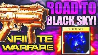 Download NUCLEAR MEDAL! ROAD TO ″BLACK SKY″ CAMO INFINITE WARFARE! RPR EVO GOLD GUN GAMEPLAY (IW BLACK SKY) Video