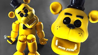 Download [TUTORIAL] Custom GOLDEN FREDDY Figure by ROART Video