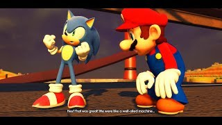 Sonic Generations Mod: Sonic Free Riders Amy Free Download