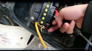 Download chế thiết bị chống trộm xe máy chỉ với 5000đ Video