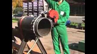 Download Pipe Cutting Machine | Pipe Cutter Tool | Pneumatic Pipe Cutter Video