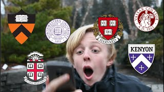 Download Reacting to College Decisions (??) ft. Prison-ton and Hahvahd and Brown Video