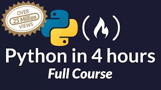 Download Learn Python - Full Course for Beginners Video