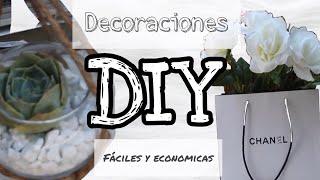 Download ″DIY″ DECORACIONES FACILES Y ECONOMICAS 2018 Video