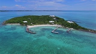 Download Enchanting 20 Acre Private Bahamian Cay in Guana Cay, Bahamas Video