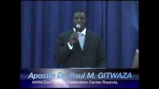 Download KUTAGIRA IMBARAGA Z'IMANA By Apostle Dr Paul M Gitwaza Video