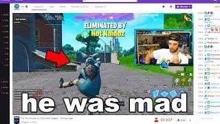 Download I Stream Sniped Him until he DELETED Fortnite... Video