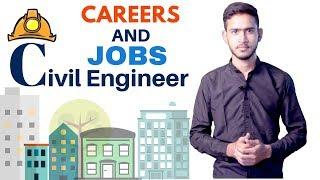 Download Careers In Civil Engineering In Hindi Video