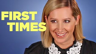 Download Ashley Tisdale Tells Us About Her First Times Video