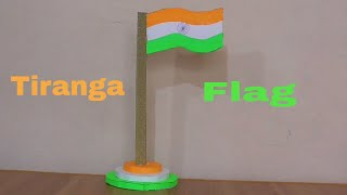Download How To Make National Flag || Handmade Tiranga || Tiranga Craft by Hand Video