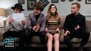 Download Echosmith: The Bandmate Game Video