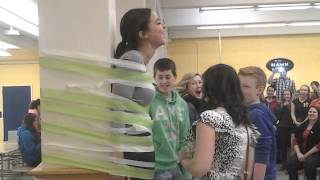 Download NDSS Taping Students Council to the wall. Video