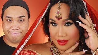 Download INDIAN BRIDAL WEDDING MAKEUP TUTORIAL | PatrickStarrr Video