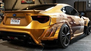 Download INSANE SUBARU BRZ DRIFT BUILD! - Need for Speed: Payback - Part 69 Video