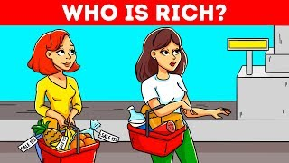 Download 12 Difficult Riddles For A Great Brain Massage Video