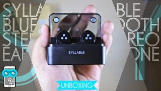 Download Unboxing Syllable D900 Mini, Bluetooth Stereo Earphone + How to Pair Video