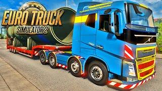 Download Volvo Carga Pesada - Euro Truck Simulator 2 Video