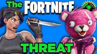 Download Game Theory: Does Fortnite Make You VIOLENT? (Fortnite Battle Royale) Video