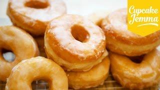 Download The Best Raised Doughnut Recipe EVER! | Cupcake Jemma Video