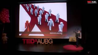 Download The psychology of culture   Fernando Lanzer   TEDxAUBG Video