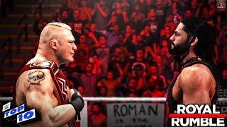 Download WWE Royal Rumble 2018 Top 10 Predictions! WWE 2K18 Video
