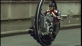 Download Monowheel, Monocycle, V8 Einradmotorrad, Kerry McLean, TV Beitrag Abenteuer Auto Kabel1 Video