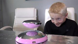 Download What's inside a Levitating Speaker? Video