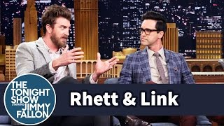 Download Rhett & Link Reveal the Cover of Their Book of Mythicality Video