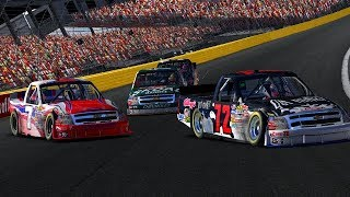 Download iRacing: (NASCAR Trucks @ Charlotte) NASCAR Camping World Truck Series - Charlotte Motor Speedway Video
