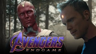 Download Will Vision Stop Thanos in Avengers: Endgame? - One Shot Video