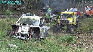 Download 4x4 Off-Road vehicle mud, water race | Klaperjaht 2018 Video