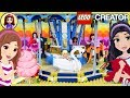 Download Lego Carousel Build the Animal Rides with Lego Friends Silly Play Kids Toys Video