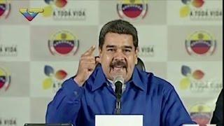 Download Maduro advierte a Trump que responderá a cualquier agresión Video