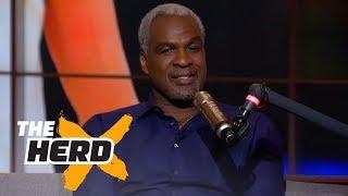 Download Charles Oakley on Michael Jordan vs LeBron James, BIG3, James Dolan | THE HERD (FULL INTERVIEW) Video