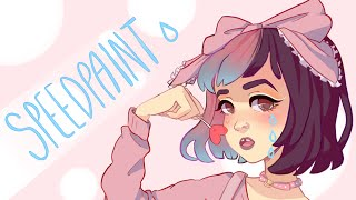 Download Melanie Martinez [Speedpaint] - Paint tool SAI Video
