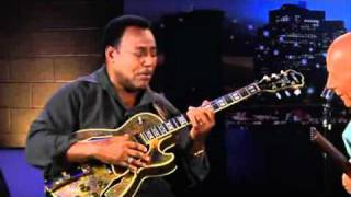Download George Benson plays the blues over rhythm changes Video