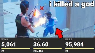 Download EXPOSING every players stats that I KILL on Fortnite... Video