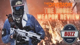 Download THE HOUSE EXOTIC SMG Weapon Review - The Division Video