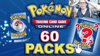 Download 60 Packs! Pokemon Online Digital Pack Opening and Hit Montage Video